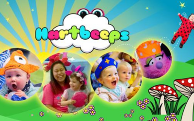 Hartbeeps – Musical Play – Friday 10.15 or 11.35am, 1pm