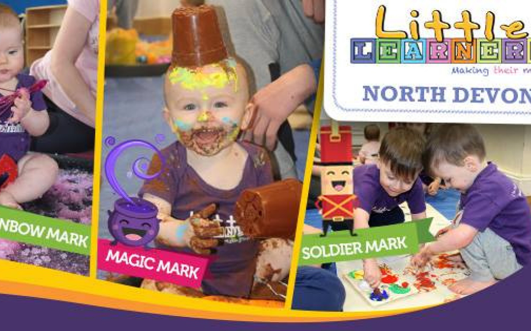 Little Learners – Messy Play – Thursday 11am